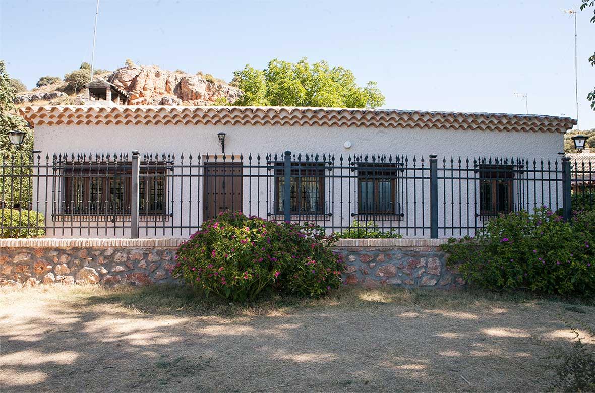 Embarcadero Casa Rural La Noguera